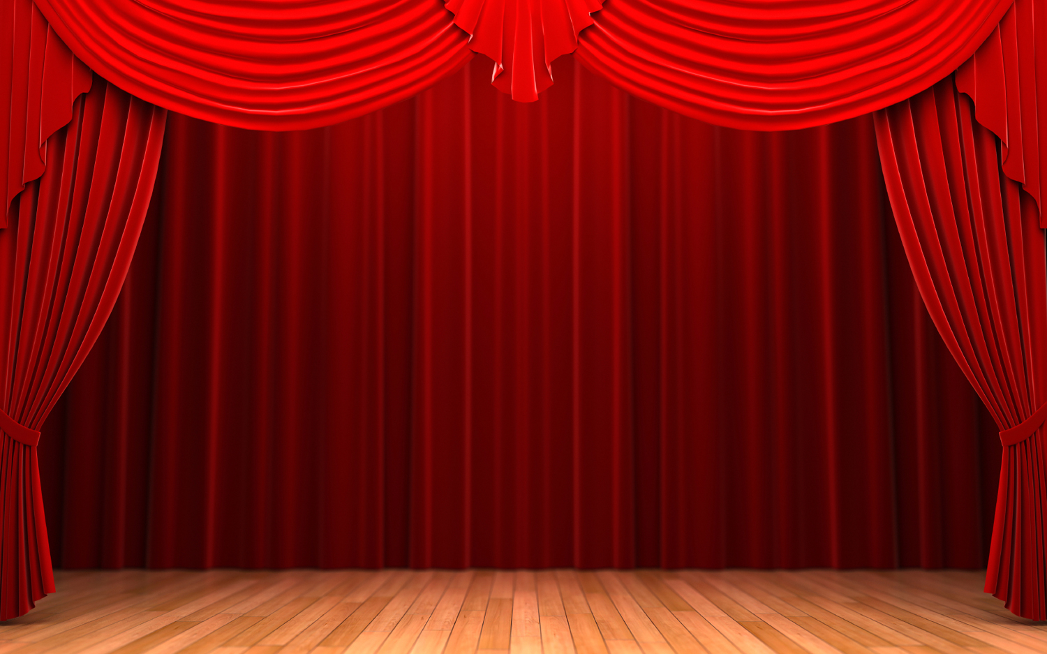 cartoon red curtains wallpaper - photo #44