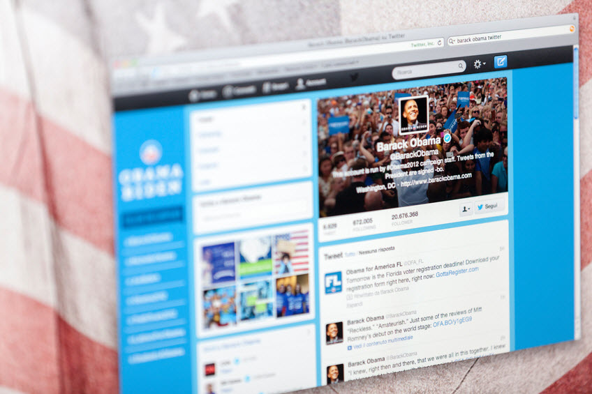 White House and Social Media